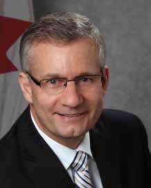 Ed Fast, Ministre du Commerce international et ministre de la porte d'entrée de l'Asie-Pacifique
